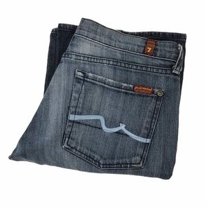 7 for All Mankind Y2K Flare Jeans